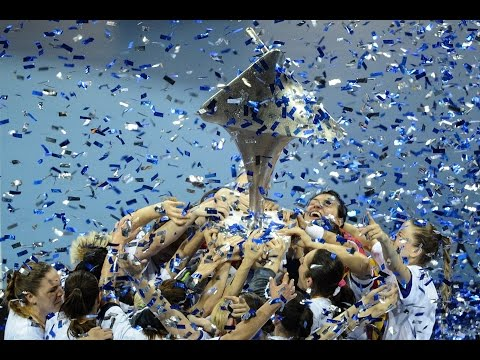Buducnost vs Larvik highlights | 2015 MVM EHF FINAL4