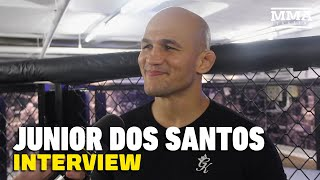 Junior dos Santos: Stipe Miocic vs. Daniel Cormier Trilogy 'Doesn't Make Any Sense' - MMA Fighting