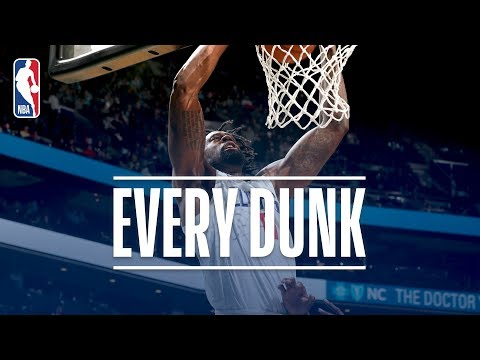 Jayson Tatum, John Collins, and Every Dunk From Saturday Night | November 18, 2017