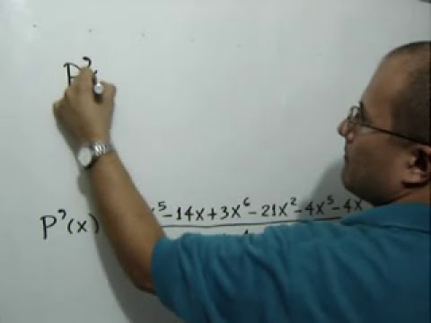 Derivada de un cociente-Derivative of quotient
