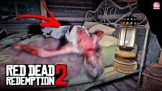 RED DEAD REDEMPTION 2 - DORMIR COM ESSA MULHER FOI O PIOR ERRO DE SUA VIDA!