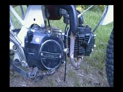 Taotao 50cc Valve Adjustment