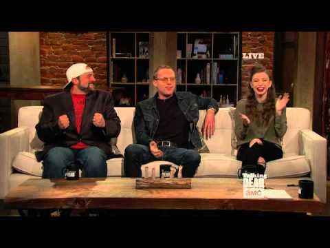 Paul Bettany goes Jarvis on Talking Dead