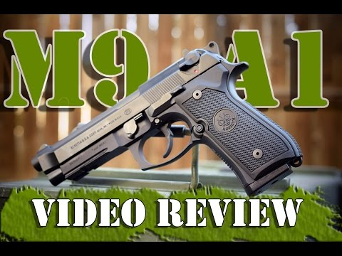 Gun Review: The Beretta M9A1 defies its critics