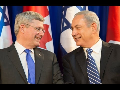 Canada PM Serenades Israel's Netanyahu: Is it as Crazy as it Sounds? Yes.