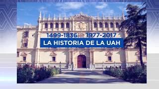 La Universidad de Alcalá celebra el 40 aniversario de su reapertura.