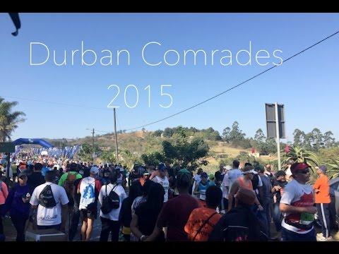 Durban-Comrades 2015
