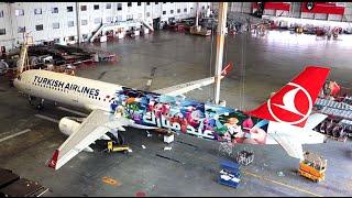 Eid Mubarak from Turkish Airlines!