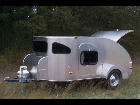 Campinn Tear drop Trailer