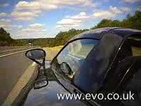 evo magazine-Veyron vs Enzo vs Zonda vs Carrera face off
