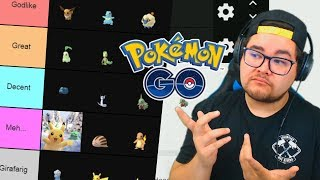 Pokémon GO Best *COMMUNITY DAY* TIER LIST!