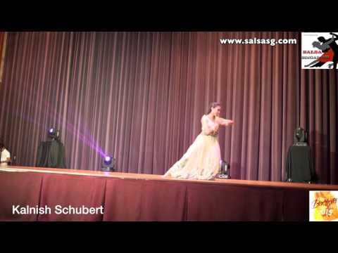 Kalnish Kashna @ World bachata Festival Kuala Lumpur(www.worldbachatafestival.com)Schubert