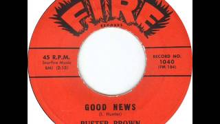 Watch Buster Brown Good News video
