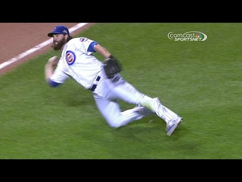 SD@CHC: Schlitter makes a strong play for the out