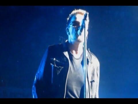 U2 Live from mexico city - Multicam & Audio Matrix