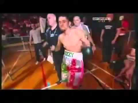 Pakistani Dancing-boxer Epic Fail!!!  Prince Naseem [ The Situation Lookalike] Jshore video