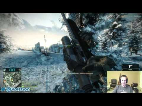 Stream Highlight: BFBC2 and the Art of Sniping Clip 1
