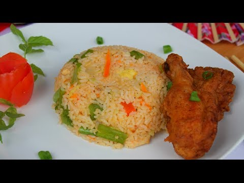 Bangladeshi Chinese Restaurant Recipe Fried Rice