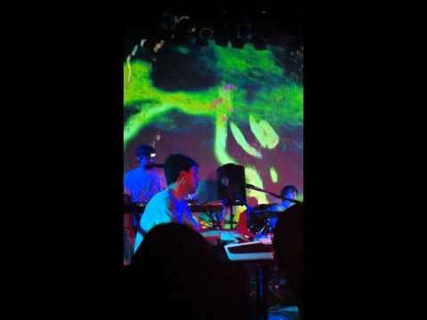 Animal Collective Live - Rosie Oh / Crimson LIVE IN PETALUMA