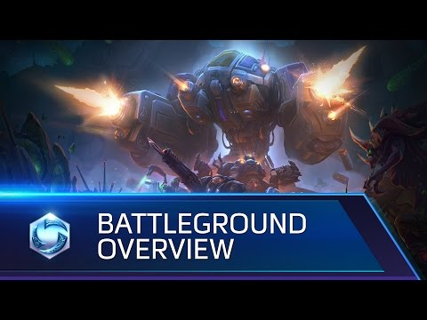 Heroes Of The Storm - Braxis Holdout Overview