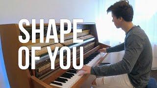 Download Lagu Ed Sheeran - Shape of You (Piano cover) - Peter Buka Gratis STAFABAND