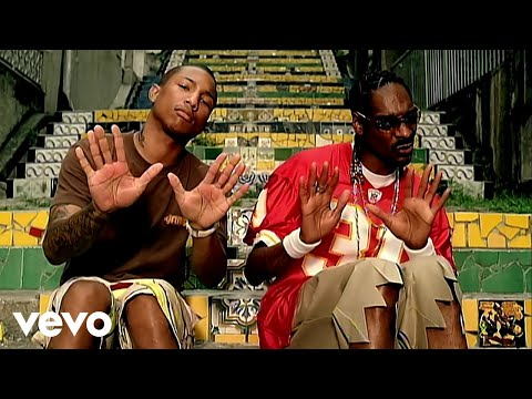 Snoop Dogg Featuring Pharrell - Beautiful ft. Pharrell