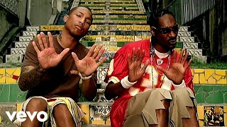 Pharrell Video - Snoop Dogg - Beautiful ft. Pharrell Williams