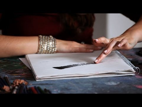 Charcoal Drawing Tips | Drawing Tutorial