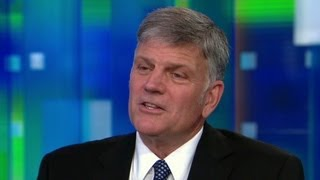Franklin Graham on homosexuality
