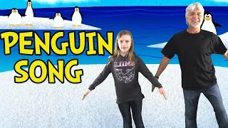 Penguin Song - Penguin Dance - Brain Breaks - Children