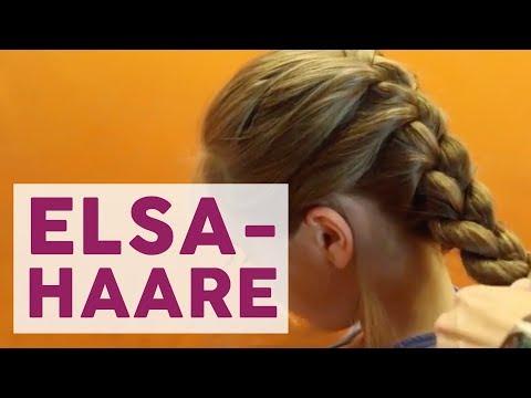Einmal Prinzessin sein: Step-by-Step Anleitung für die perfekte Elsa-Frisur