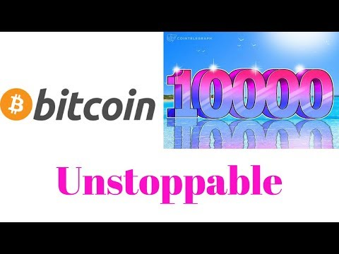 BITCOIN  ने  तोड़  दिये  सभी  Record!  Bitcoin Unstoppable Now Hit 10,000$  By Global Rashid in Hindi