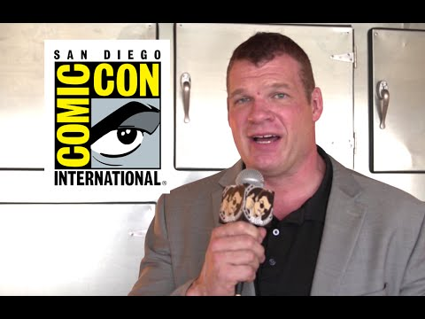 Comic Con 2014 - Kane Gives A JoBlo Shout-Out (2014) See No Evil 2 HD