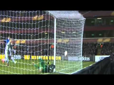 Christian Eriksen Amazing Free KickGoal ~ Tottenham vs Dnipro 1-1 ~ (Europa League) HD