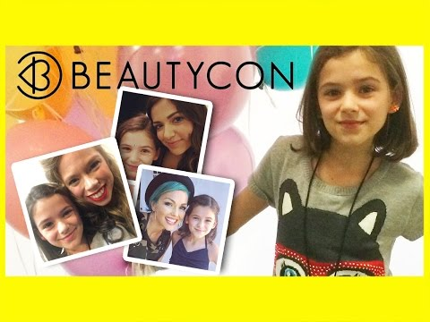 KITTIESMAMA AT BEAUTYCON LA 2014!  |  KITTIESMAMA