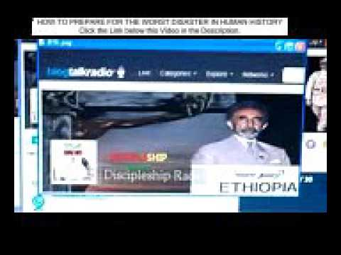 Ethiopia ISIS  John The Revelators 5 Months Prophecy Ask RasTafari Rabbi LOJSociety - End Times