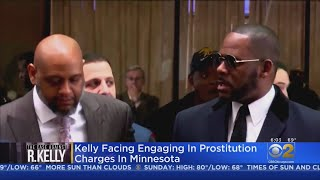 R. Kelly Facing Sex Crime Charges In Minnesota