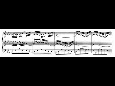 Бах Иоганн Себастьян - Largo Trio Es-dur
