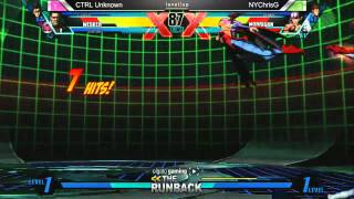 UMvC3 CTRL Unknown vs NYChrisG - The RunBack Pre SCR 2014