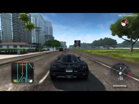 Test Drive Unlimited 2 PS3 Exploration Pack - Koenigsegg CCXR Edition Extreme Convoy