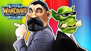 Самая агрессивная Tower Defence в Warcraft 3