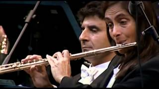 Gabriel 39 S Oboe From The Mission Ennio Morricone 2002 Arena Concert