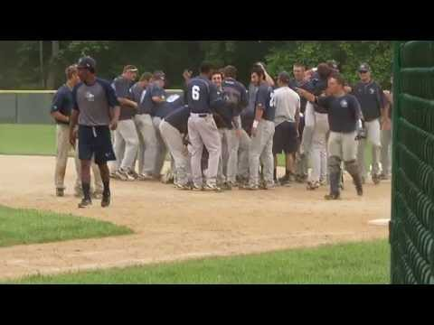 Lackawanna College Falcons Baseball - Last Play Before They Won! Yesterday