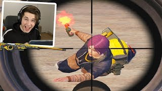 100% BEST AWM KILL YOU WILL SEE IN PUBG MOBILE