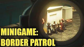 Border Patrol #3 - Rainbow Six Siege (Subscriber Minigame)