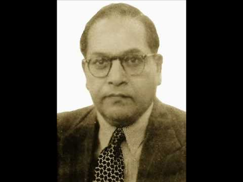 Dr B.R. Ambedkar speaks on M.K. Gandhi BBC sound archives