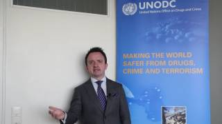 UNODC Cybercrime Expert, Neil Walsh, on ransomware and cybercrime