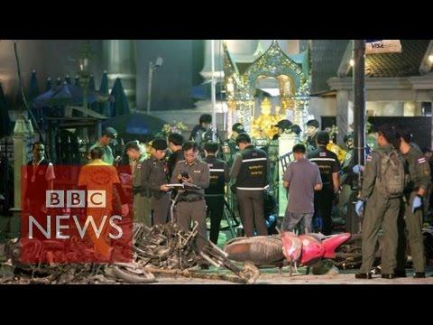 Who could be behind Bangkok attack? BBC News