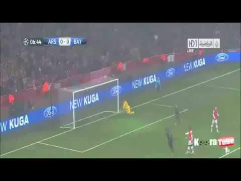 Arsenal - Bayern Munchen 1-3 | All Goals & Full Highlights | 19/02/2013