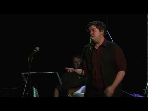 ZACCHAEUS KIMBRELL singing ONLY A GNOME in Carner & Gregors BARELY LEGAL SHOWTUNE EXTRAVAGANZA
